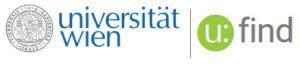 Logo u:find Universität Wien